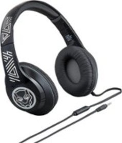eKids - Marvel Black Panther Wired Over-the-Ear He