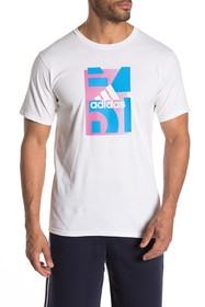 adidas Boston Burst Tee