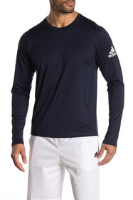 adidas Boston Long Sleeve Sport Tee