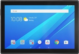 "Lenovo - Tab4 10 - 10.1"" - Tablet - 32GB - Slate B"