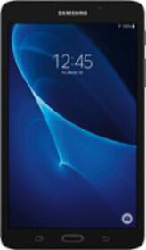 "Samsung - Galaxy Tab A 7"" 8GB - Black"