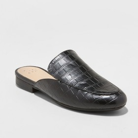 Women's Anney Backless Mules - A New Day™