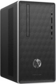 HP - Pavilion Desktop - AMD Ryzen 5-Series - 12GB