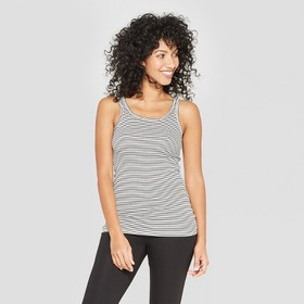 Women's Striped Any Day Tank - A New Day™