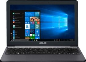 "ASUS - 11.6"" Laptop - Intel Celeron - 4GB Memory -"