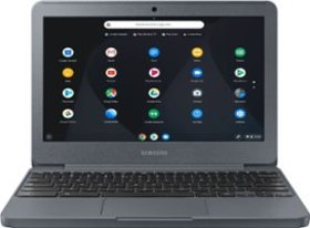 "Samsung - 11.6"" Chromebook - Intel Celeron - 4GB M"