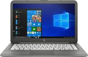 "HP - Stream 14"" Laptop - Intel Celeron - 4GB Memor"