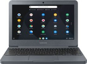 "Samsung - 11.6"" Chromebook - Intel Celeron - 2GB M"