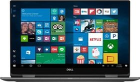 "Dell - XPS 2-in-1 15.6"" 4K Ultra HD Touch-Screen L"