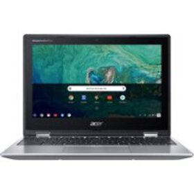 "Acer - Spin 11 2-in-1 11.6"" Refurbished Touch-Scre"