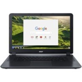 "Acer - 15.6"" Refurbished Chromebook - Intel Celero"