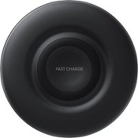 Samsung - 9W Wireless Charger Pad - Black