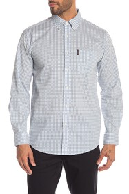Ben Sherman Multi Geo Print Union Fit Shirt