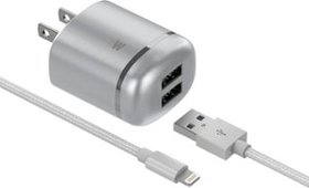 Just Wireless - Power Adapter - Slate Gray
