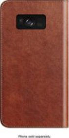 Nomad - Case for Samsung Galaxy S8+ - Brown