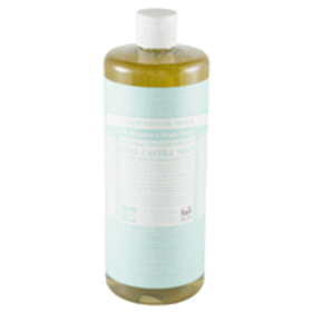 Dr. Bronner Baby Unscented Pure-Castile Liquid Soa