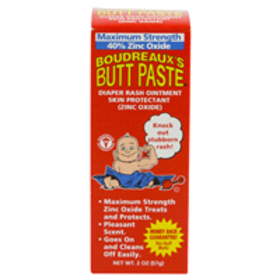 Boudreaux's Butt Paste Maximum Strength, 2 oz