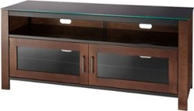 Insignia™ - TV Stand for Most Flat-Panel TVs Up to
