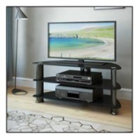 CorLiving - Laguna TV Stand for Most Flat-Panel TV
