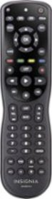 Insignia™ - 4-Device Universal Remote - Black