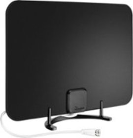 Rocketfish™ - Ultra Thin HDTV Antenna - Black/Whit