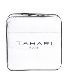 TAHARI Traditional Embroidered Quilt Set
