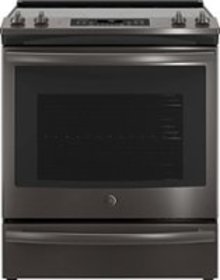 GE - 5.3 Cu. Ft. Slide-In Electric Convection Rang