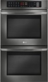 """LG - 30"""" Built-In Double Electric Convection Wall"""