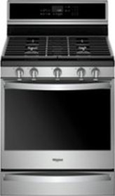 Whirlpool - 5.8 Cu. Ft. Self-Cleaning Freestanding