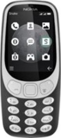Nokia - 3310 Cell Phone (Unlocked) - Charcoal