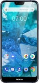Nokia - 7.1 with 64GB Memory Cell Phone (Unlocked)