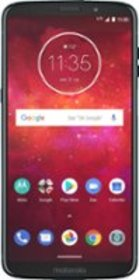 Motorola - Moto Z3 Play with 64GB Memory Cell Phon