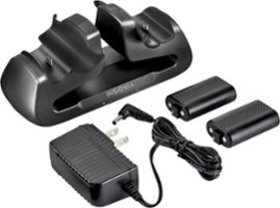 Insignia™ - Dual Controller Charger for Xbox One -