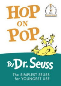 Hop on Pop (Hardcover) By Dr Seuss