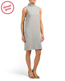 FRENCH CONNECTION Mock Neck Dress