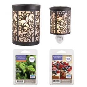 Better Homes and Gardens 4 Piece Wax Warmer Gift S