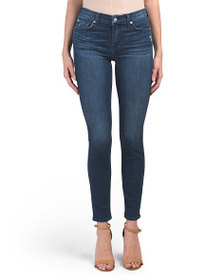 7 FOR ALL MANKIND Made In Usa Gwenevere Mid Rise S
