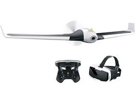 Parrot® Disco Winged Drone with FPV Cockpitglasses