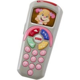 Fisher-Price Laugh & Learn Sis' Remote with Light-