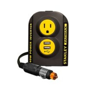 STANLEY FatMax 140W Power Inverter with USB (PCI14