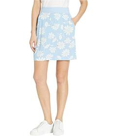 Juicy Couture Sketched Daisy Skirt
