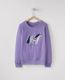 Hanna Andersson Fairytale Sweatshirt In French Ter