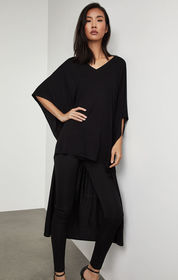 BCBG High-Low Tunic Top