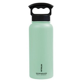 FIFTY/FIFTY 34oz Bottle With 3 Finger Grip Lid - C