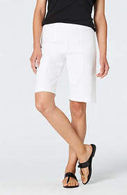 Essential Cotton-Stretch Shorts