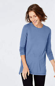 Fit Twist-Back Tunic