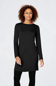 Fit At Ease Cross-Back Dress