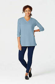 Pure Jill Luxe Tencel® Relaxed Tunic