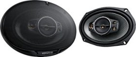 """Kenwood - 6"""" x 9"""" 5-Way Car Speakers with Polyprop"""