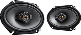 """Kenwood - 6"""" x 8"""" 3-Way Car Speakers with Polyprop"""